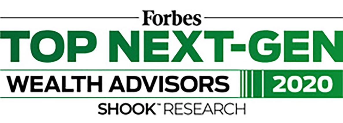 Forbes Top Next Gen Wealth Advisors 2020